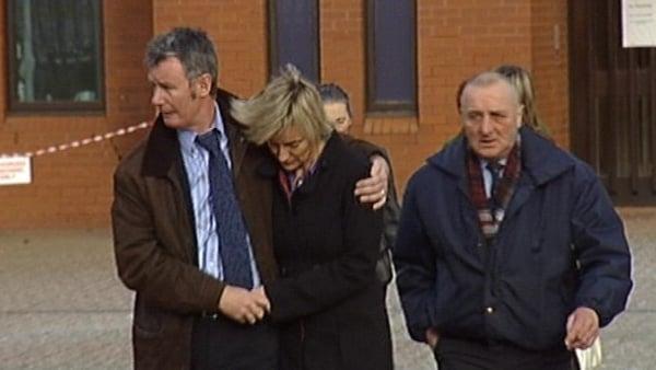 Hazel Stewart - Denies murder charge