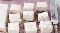 Chocolate marshmallows - Go on... you know you want to try Green and Black's delicious recipe!