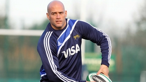 Felipe Contepomi is back with Leinster