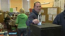 One News: Slow start to voting in Donegal SW by-election