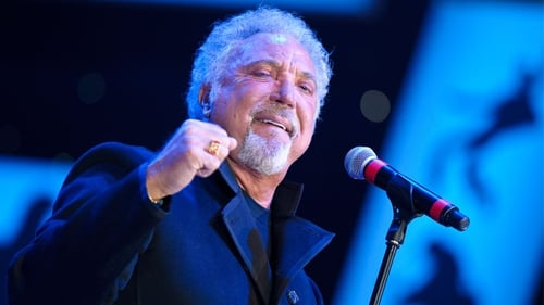 Welsh star Sir Tom Jones postpones USA tour on 'medical advice'