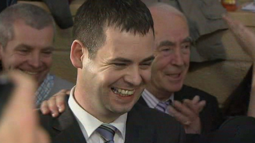 Pearse Doherty - Elected after fourth count