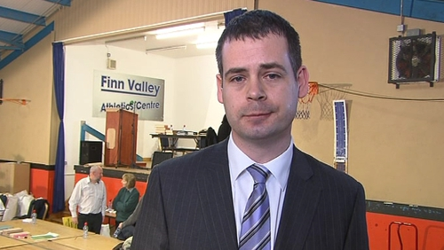 Pearse Doherty - Elected as TD for Donegal South West