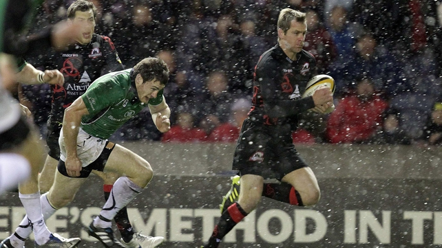 Chris Paterson was Edinburgh's match winner