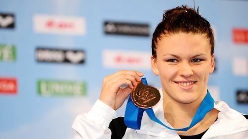 Grainne Murphy: women's 800m freestyle