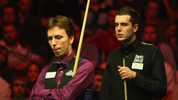Ken Doherty and Mark Selby