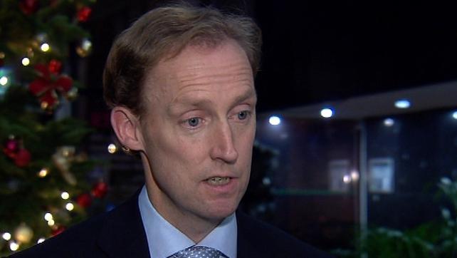 Minister for Children - Barry Andrews