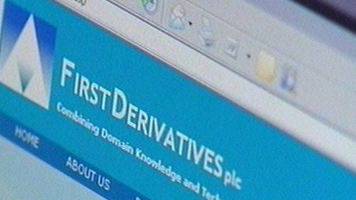 First Derivatives now employs over 900 staff across 10 offices worldwide