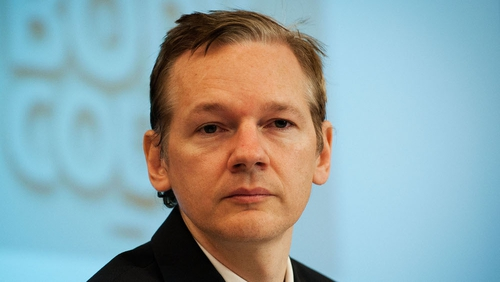 Julian Assange - Facing charges in Stockholm