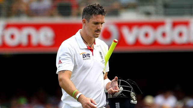 Kevin Pietersen is out of the ICC Champions Trophy