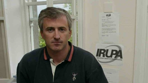 Niall Woods will step down as IRUPA chief executive in January