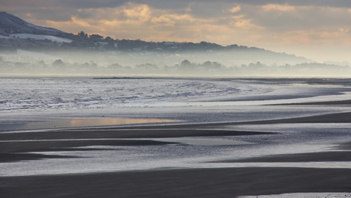 Portmarnock beach is among those set to lose a blue flag (Pic: Maria Kennedy)