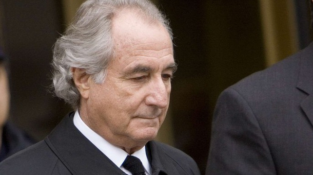Bernie Madoff is serving a 150-year sentence for defrauding thousands of investors