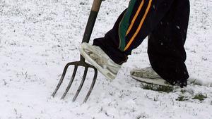 Snow wreaked havoc with GAA fixtures in March