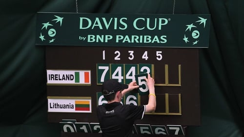 The Davis Cup will have a new revamped format