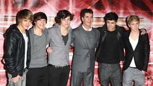 Simon Cowell and Niall Horan are credited as setting them up