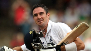 Kevin Pietersen: 'Do I miss batting in international cricket? Yes I do, very much, so you never know.'