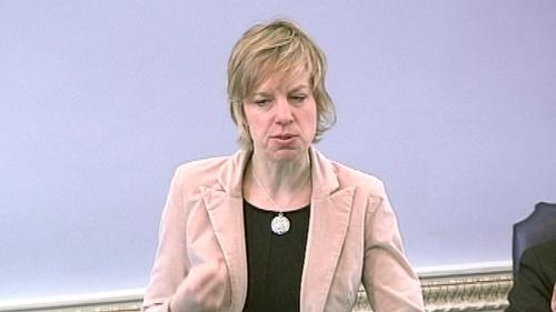Labour Senator Ivana Bacik proposed the debate