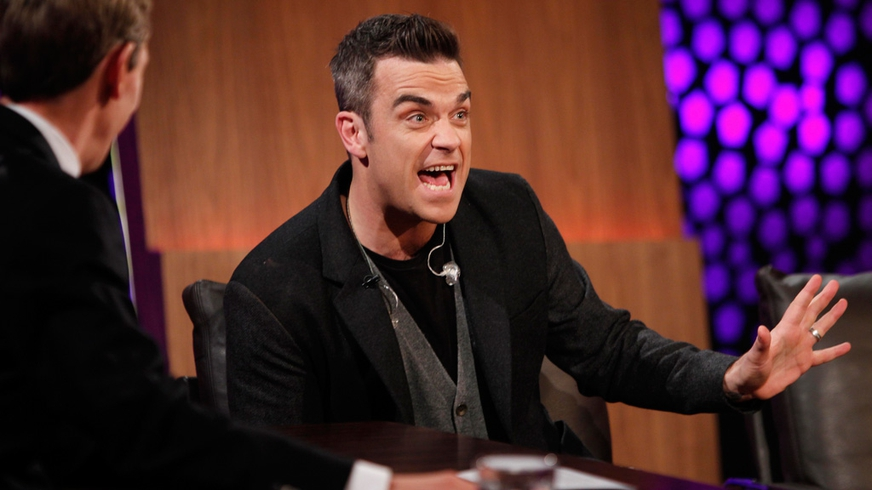 The Late Late Show: Robbie Williams (2012)