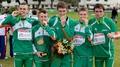 Ireland team return to Dublin on Monday