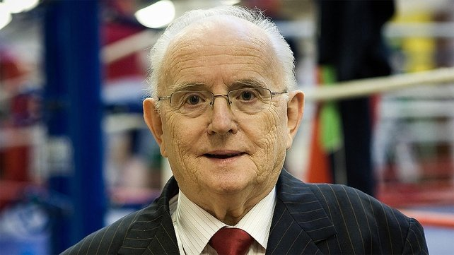 Jimmy Magee has been honoured by the International Olympic Committee