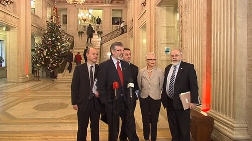 Gerry Adams - Cables say Bertie Ahern suspected him and Martin McGuinness