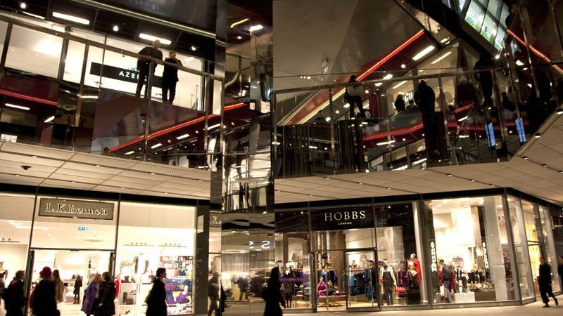 UK retail sales plunge in August fastest pace since '08