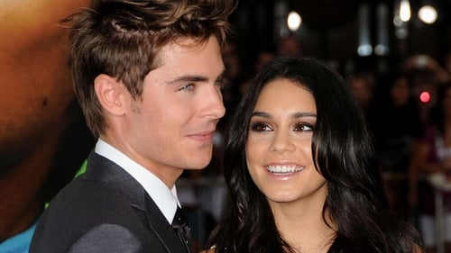 Efron and Hudgens - First began dating in 2006