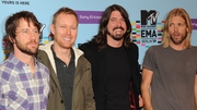 Foo Fighters headlining concert at Slane Castle