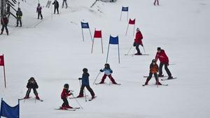 Skiing in Kilternan