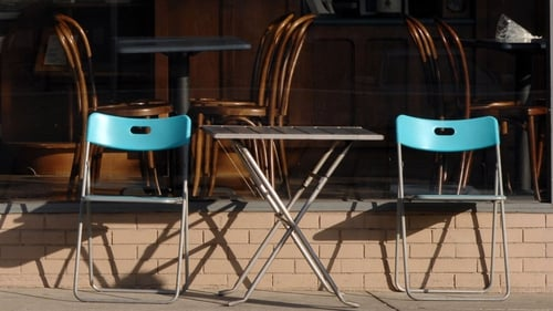 The Restaurant Association of Ireland says the council received over €450,000 in outdoor seating charges last year