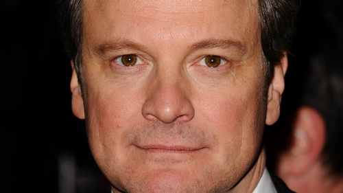Firth - Colin earns yet another award for his role in 'The King's Speech'