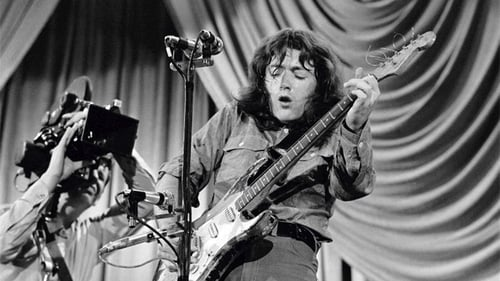 Rory Gallagher - Posthumously honoured for inspiring a new generation, pushing boundaries and much more