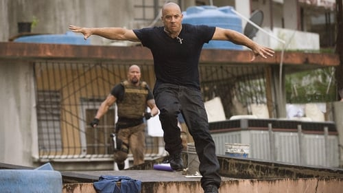 Fan favourites Dominic Toretto and Hobbs