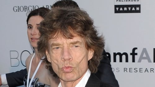 New book on Mick Jagger