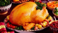 Christmas Turkey with an optional Spice - Careful cooking is the key - I'd prefer to think of it simply as a big chicken and treat it as so...Enjoy this recipe!