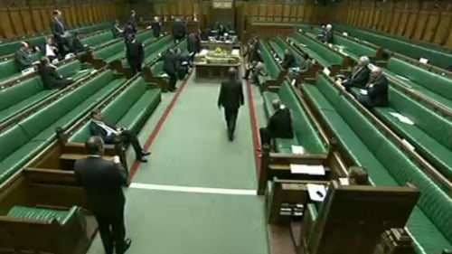 House of Commons - MPs debated measures