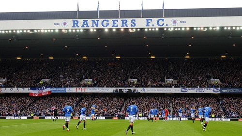 Paul Murray hopes to complete a purchase of Rangers