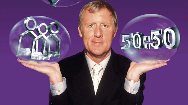 Chris Tarrant hosted the quiz show for 15 years