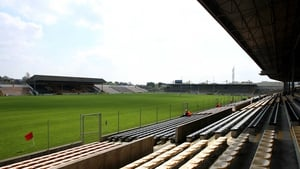 Nowlan Park suffered the ravages of the latest Atlantic depression