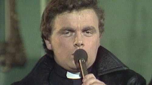 Tony Walsh was known as the 'Singing Priest' for his role in a travelling all-priest vocal group