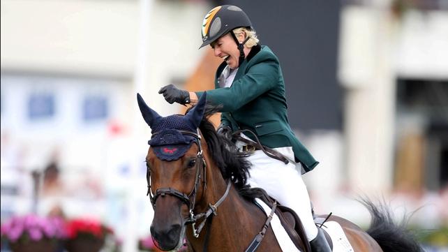 Jessica Kurten - Was fifth in St Gallen