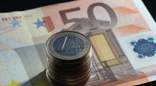 Loan repayments were €403m higher than drawdowns during November