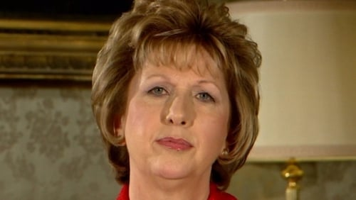 President McAleese - On two-day visit to The Netherlands