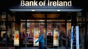 Bank of Ireland said that economic developments in its core markets - Ireland and the UK - remained positive