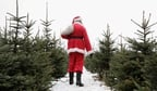 Santa Claus on track to finish epic Christmas journey