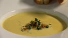 Butternut Squash Soup - A warming dish that will make a night in seem all the more cosier.