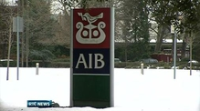 Nine News: AIB now owned and controlled by Government