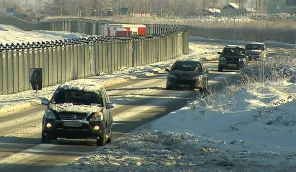 Roads - Secondary routes particularly icy