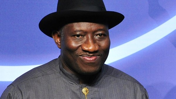 Goodluck Jonathan - Regarded as front-runner in election
